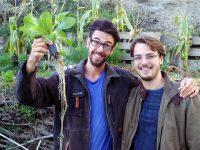 Loic & Grégoire @ Green Fab Lab